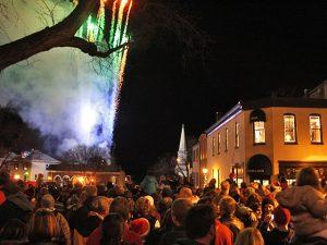 The Warrenton Christmas Parade